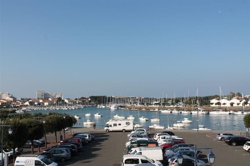 Appartement lumineux face au port de plaisance, location de vacances à Saint-Gilles-Croix-de-Vie