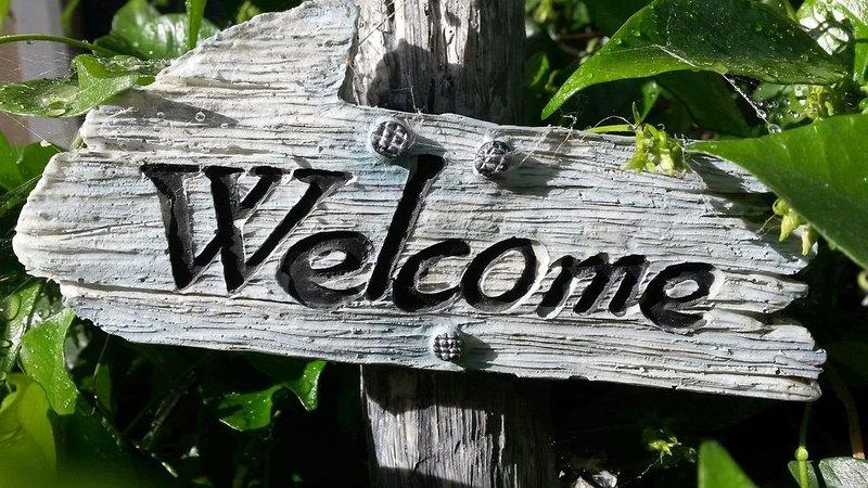 Bienvenue...