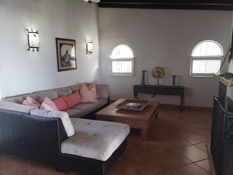 Gorgeous Beach Front Villa in La Salina - Gated Community, holiday rental in Ensenada Municipality