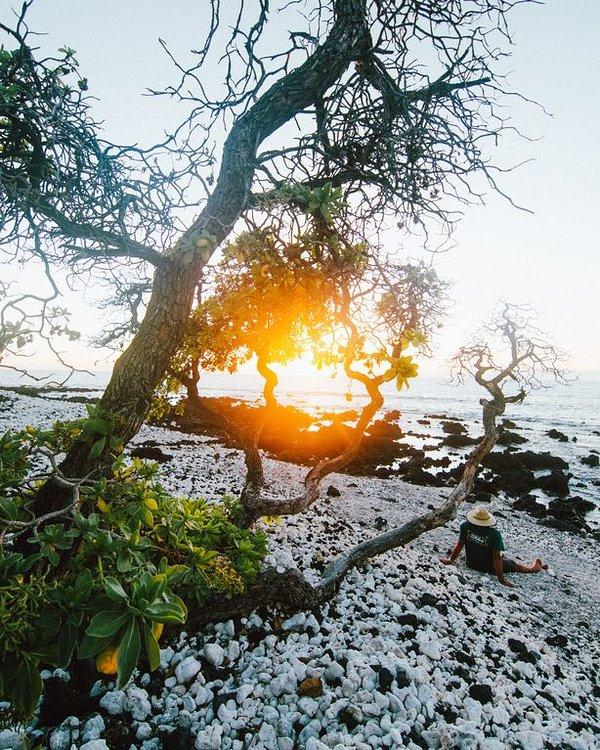 Stroll to the beach to enjoy a sunset...just a short walk away