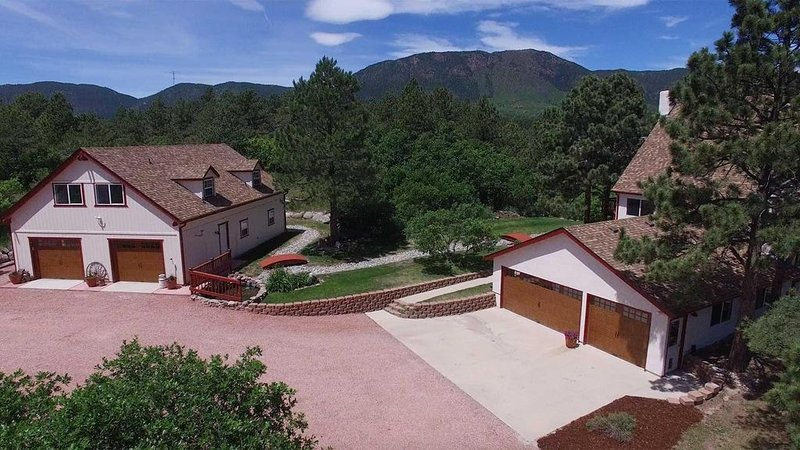 The Haven at Mt. Herman, location de vacances à Monument
