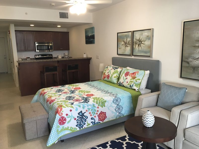 Comfortable Well-Appointed Studio with resort amenities, vacation rental in Turtle Cove