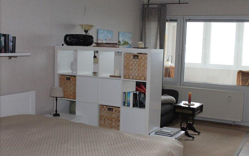 Ferienappartement K1213  für 2-3 Personen mit Ostseeblick, holiday rental in Kalifornien