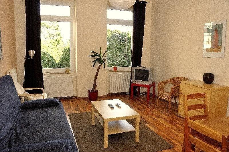 Fewo Dresden Neustadt - zentral & preiswert L5, location de vacances à Coswig