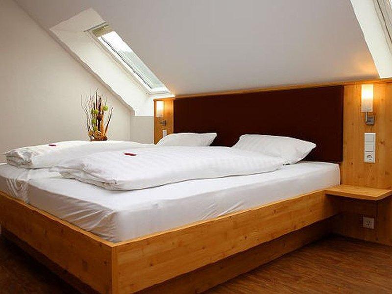 Suite Adlerhorst, 62qm, location de vacances à Schweighausen