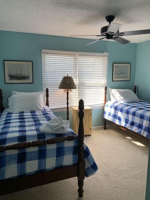 Dormitorio de invitados.
