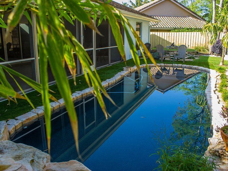 Oasis in the heart of Equestrian country, holiday rental in Loxahatchee