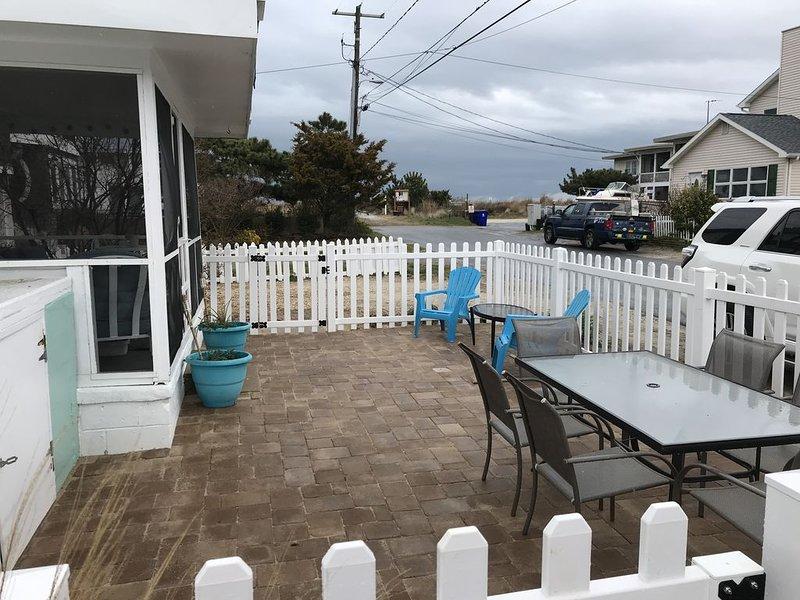 Nieuwe patio !!