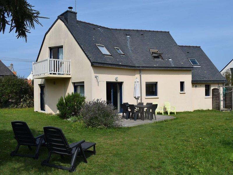 Villa 3* à 50m de la plage de Toul Bihan WIFI à TREGASTEL, casa vacanza a Tregastel