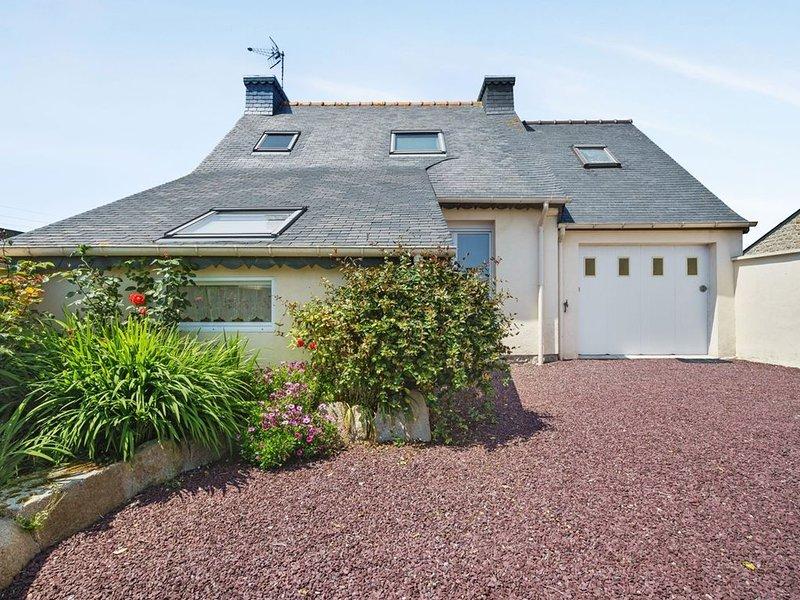 Maison agréable 6 pers à l'Ile Grande, proche plages en PLEUMEUR-BODOU, casa vacanza a Pleumeur Bodou