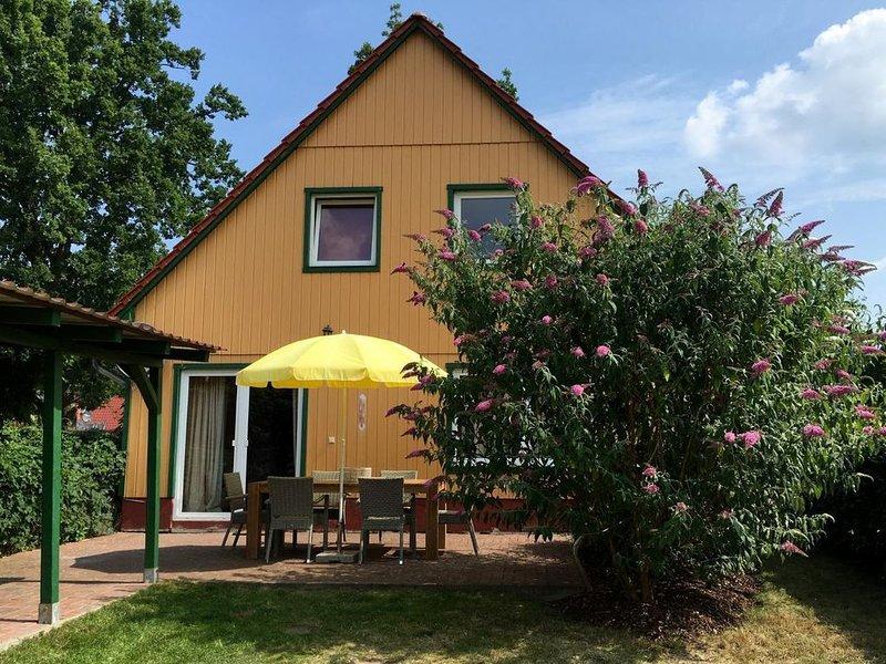 Ferienhaus Zislow für 1 - 6 Personen mit 3 Schlafzimmern - Ferienhaus, holiday rental in Kroslin