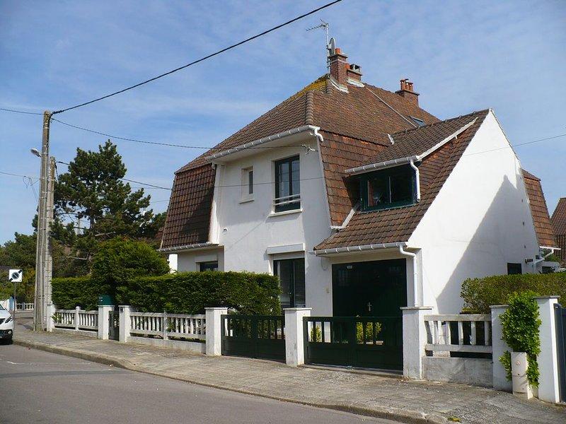 Côte d'Opale LE TOUQUET : Villa à l'orée des Pinèdes. Calme., vacation rental in Le Touquet – Paris-Plage