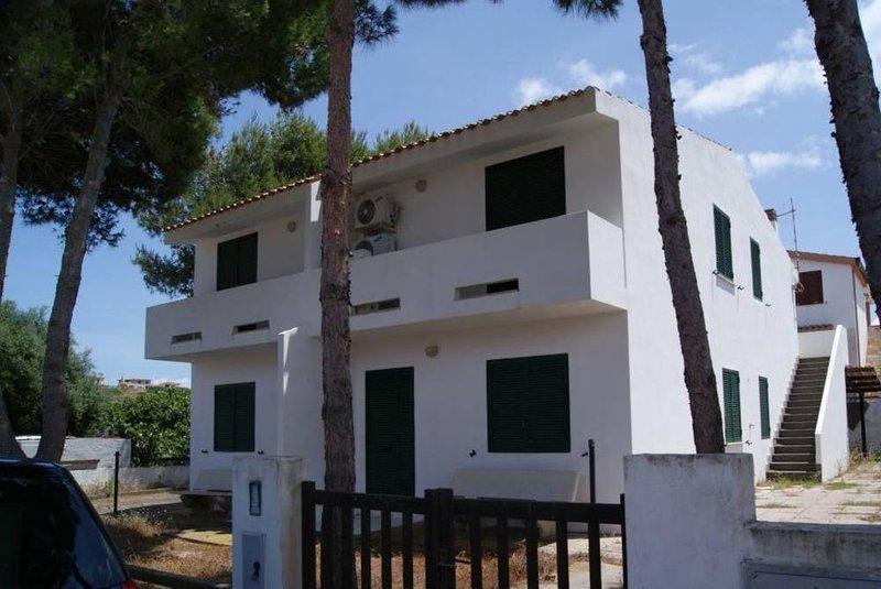 Calasetta 5 minuti dal mare, casa vacanza a Calasetta