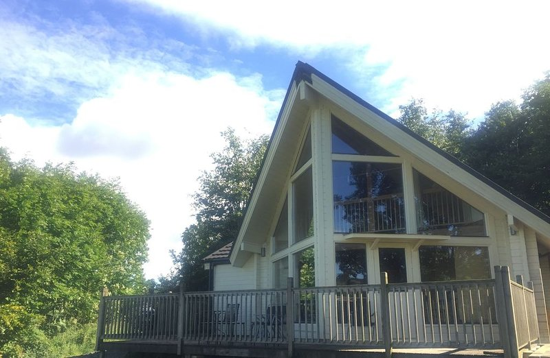 Tunturi -  a tunturi that sleeps 7 guests  in 2 bedrooms, holiday rental in Newton