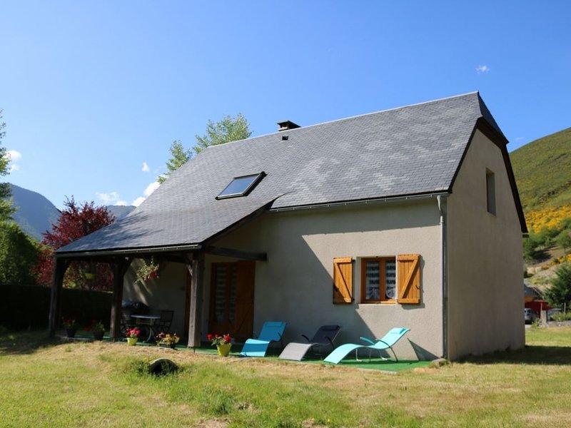 JOLIE MAISON EN VALLEE D'AURE CLASSEE****, holiday rental in Gouaux