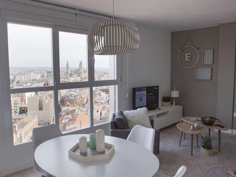 El Mirador de Zaragoza, holiday rental in Zaragoza