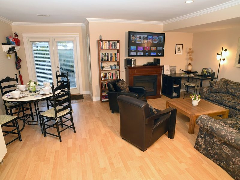 Ferry Walk House, Family & Pet Friendly, holiday rental in Bowen Island