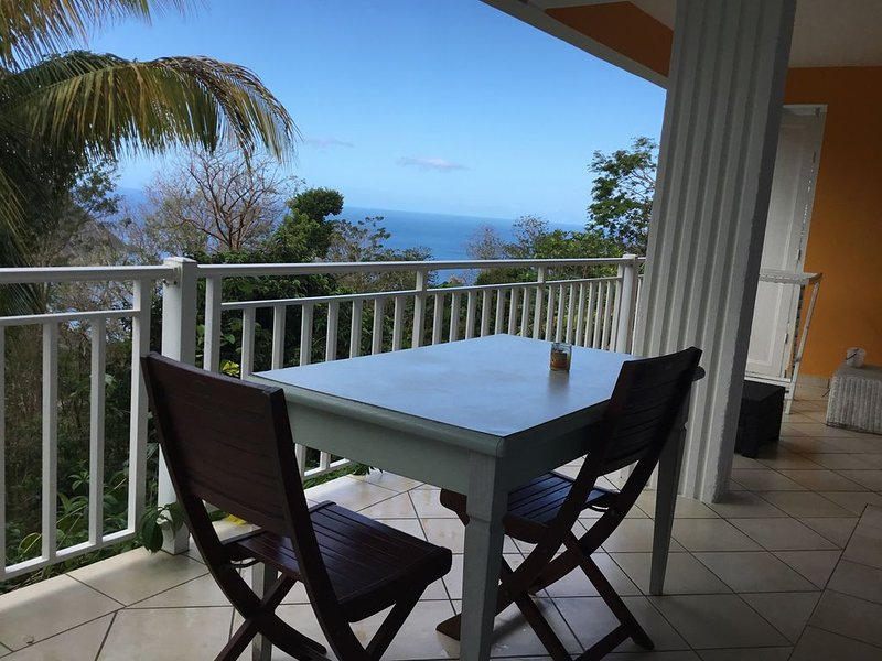 Nice property with sea view & Wifi, holiday rental in Rifflet