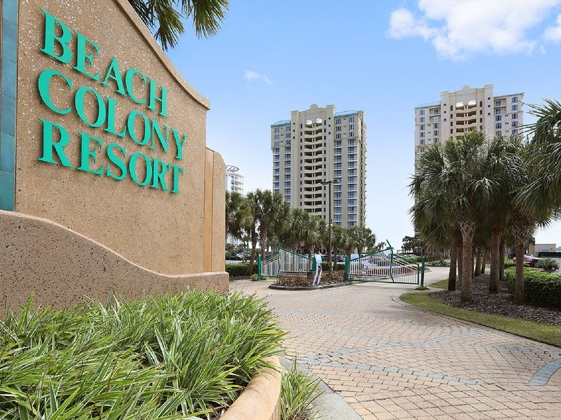 Beach Colony West Perdido Key Dynamic Gulf Views Located Directly on Beach, location de vacances à Perdido Key