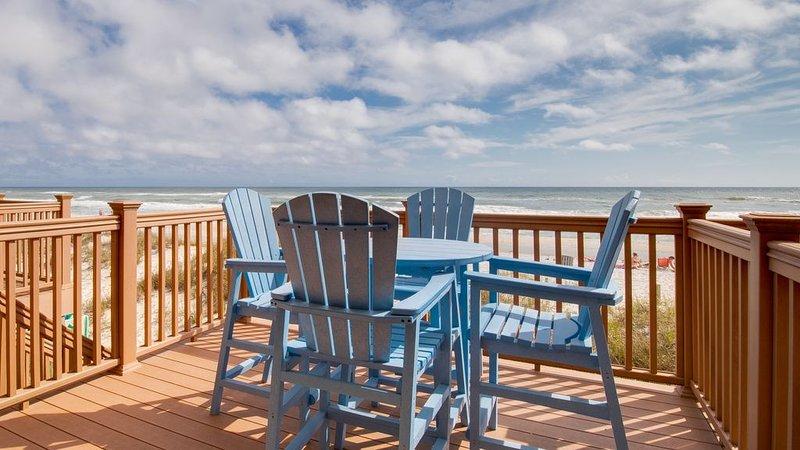 Beautiful Beachfront Townhome! Get Ready To Relax!, alquiler de vacaciones en Panama City Beach