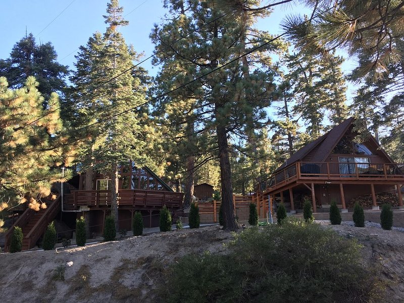 Comfortable cabin w/ modern amenities and deck - near hiking and lake!, location de vacances à Cherry Valley