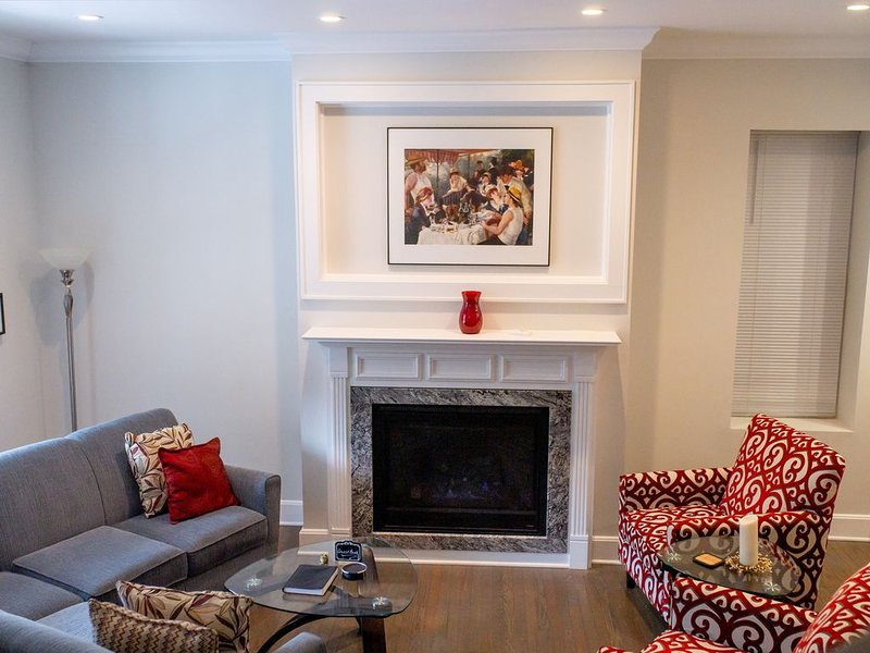 Shaw House - Casual Elegance in STL, holiday rental in Saint Louis