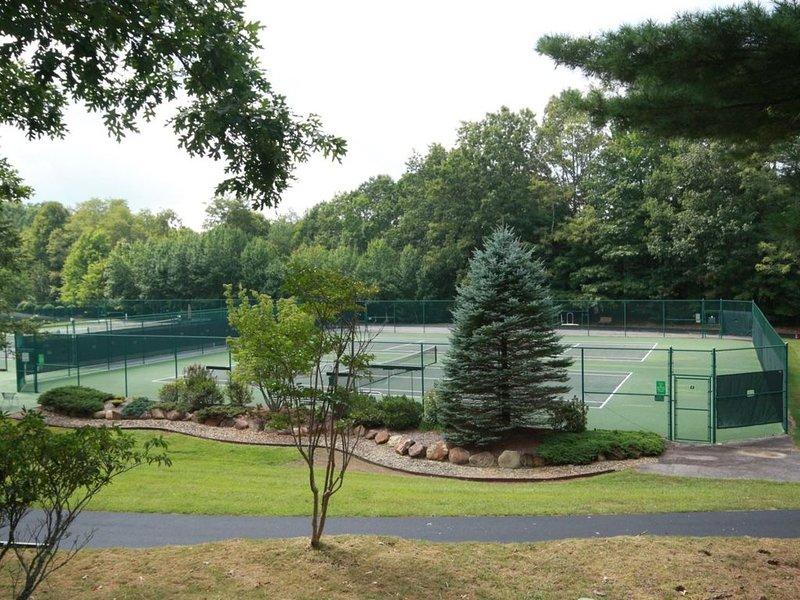 tennis / pickle ball
