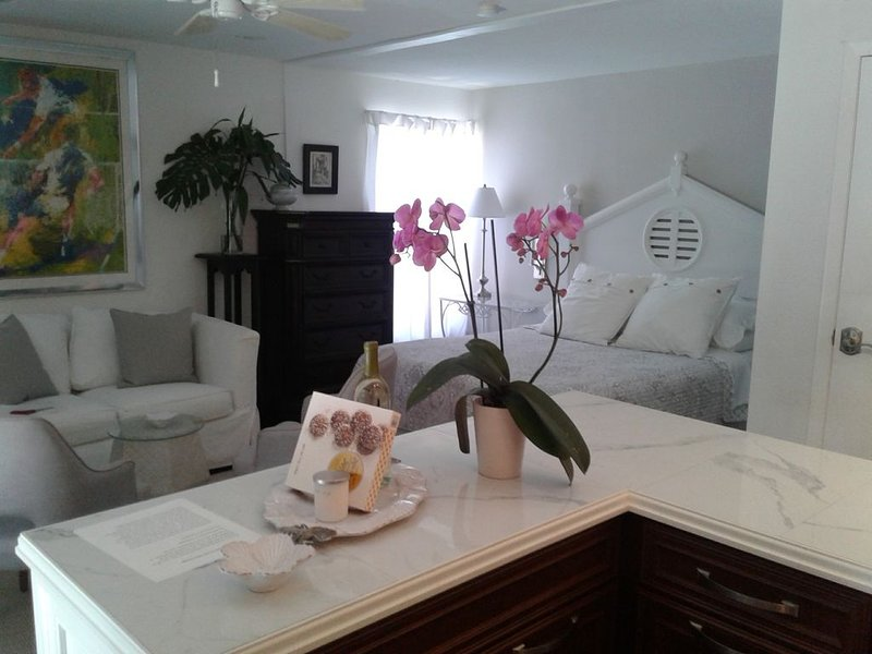Charming Private Garden Cottage hide away in the heart of Sarasota, holiday rental in Sarasota