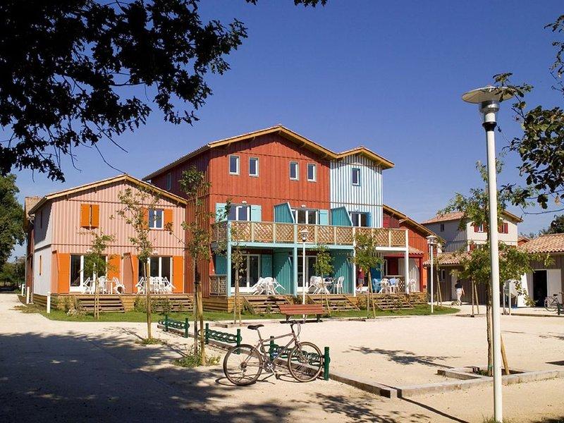 studio apartment in a tchanquée style, aluguéis de temporada em Le Teich