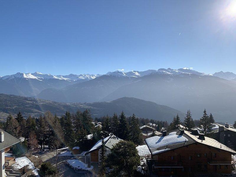 Location de montagne - Anzère (Valais-Suisse) - 15 personnes, alquiler de vacaciones en Anzère