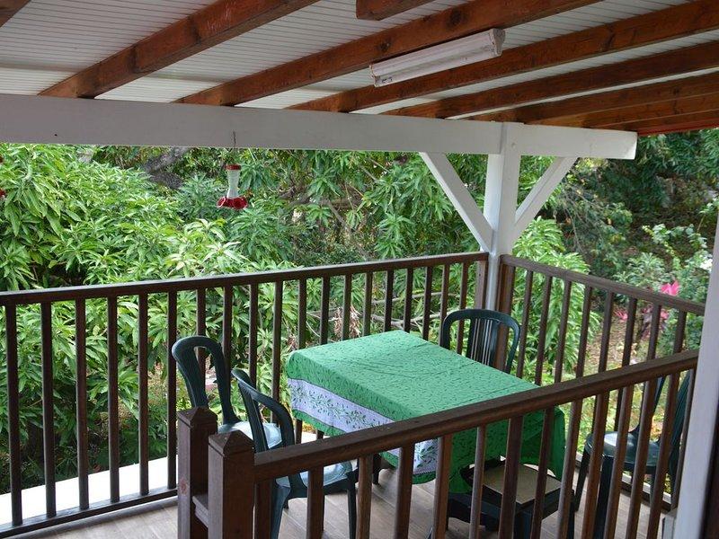 TARTANE - T2  à 5 min de la MER - PROMOTION 36 EUROS/jour, vacation rental in La Trinite