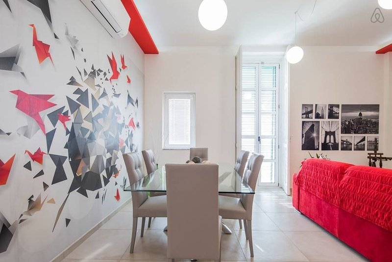 Sara's SeaView Apartment, holiday rental in Pellezzano