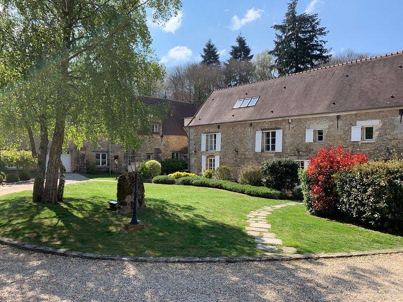 Gite Domaine de la Grue, vacation rental in Magny-en-Vexin