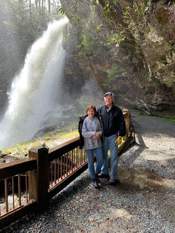 "Go visit ""Dry Falls!"" Near Highlands!"