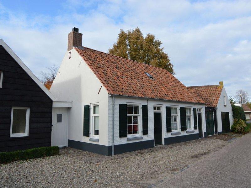Stylish furnished apartment nearby National Park the Biesbosch, Ferienwohnung in Prinsenbeek
