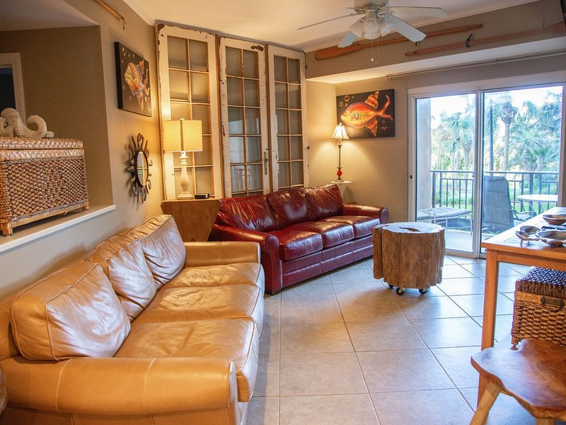 NO 'FEES!'* Perfect for Kids! Sandestin/ Westwinds, Golf Cart, Bikes, Privt WiFi, vacation rental in Miramar Beach
