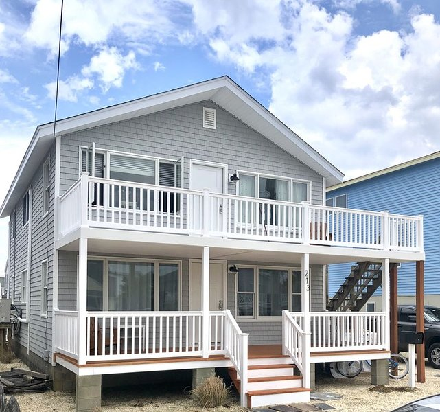 Central Surf City, 1st Floor, vacation rental in Beach Haven West