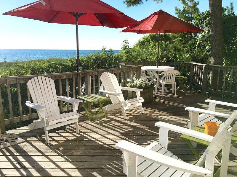 Lake Michigan Beachfront House, aluguéis de temporada em Rothbury