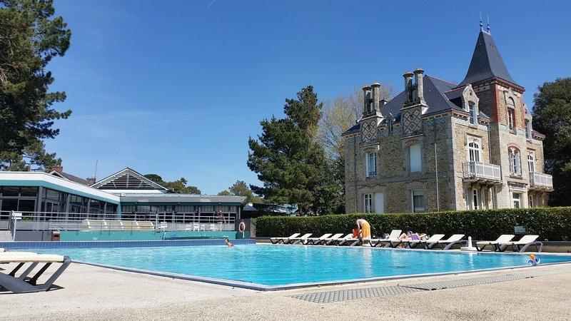 100 m de la plage, Bel appartement, Ker Juliette, Pornichet proche La Baule, location de vacances à Pornichet