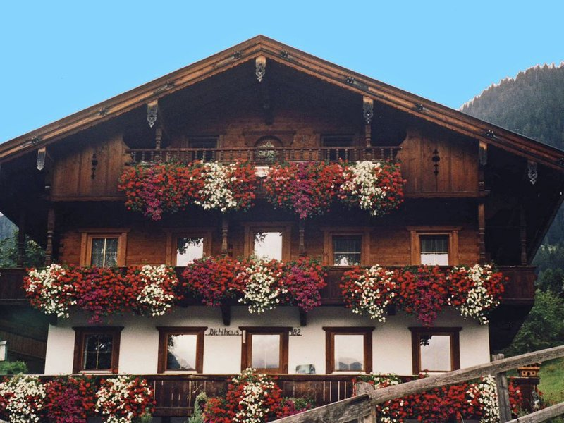 Beautiful apartment with lots of privacy in the middle of Alpbach, holiday rental in Reith im Alpbachtal