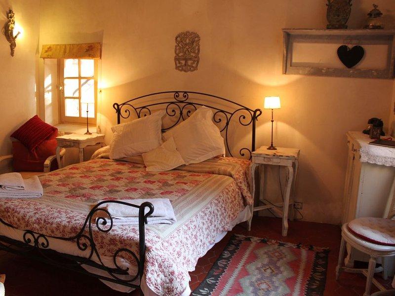 XVII century, central village apartment, casa vacanza a Flayosc
