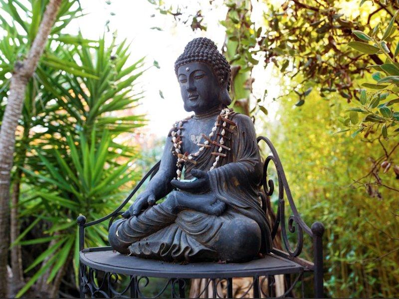La paz y la tranquilidad son componentes clave de este retiro.