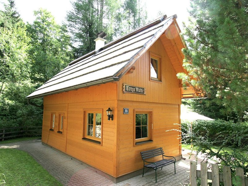 Converted Mill house near the lift in St Oswald, vacation rental in Bad Kleinkirchheim