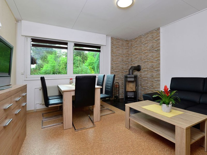 Cosy Apartment in Diemelsee with Fenced Garden, vacation rental in Marsberg