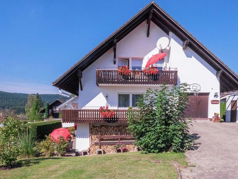 Pleasing Apartment in Herrischried near Forest, vacation rental in Herrischried