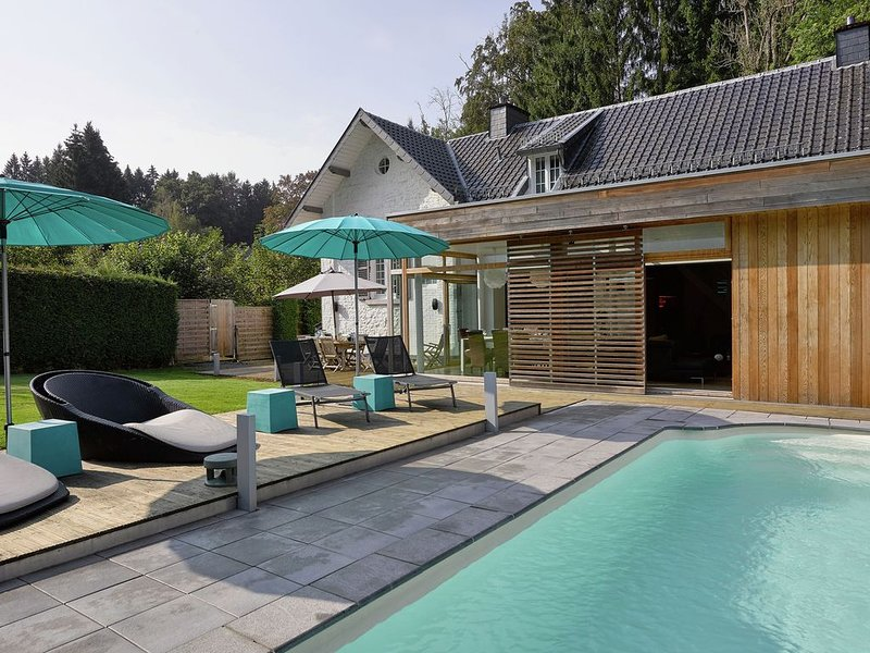 Plushy Holiday Home in Spa with Whirlpool & Pool, holiday rental in Spa