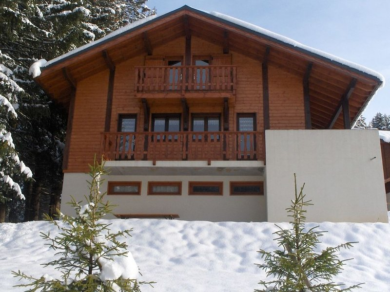 8-10 pers. chalet just 700 meters outside Les Gets, vacation rental in Les Gets
