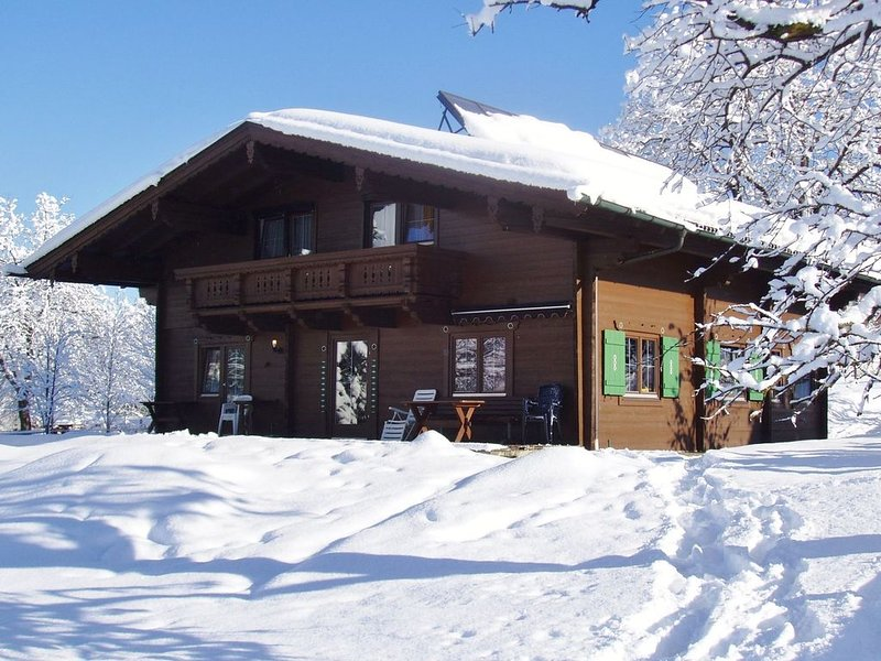 Chalet in Reith near Ski Area with free Alpbachtal  Card, location de vacances à Strass im Zillertal