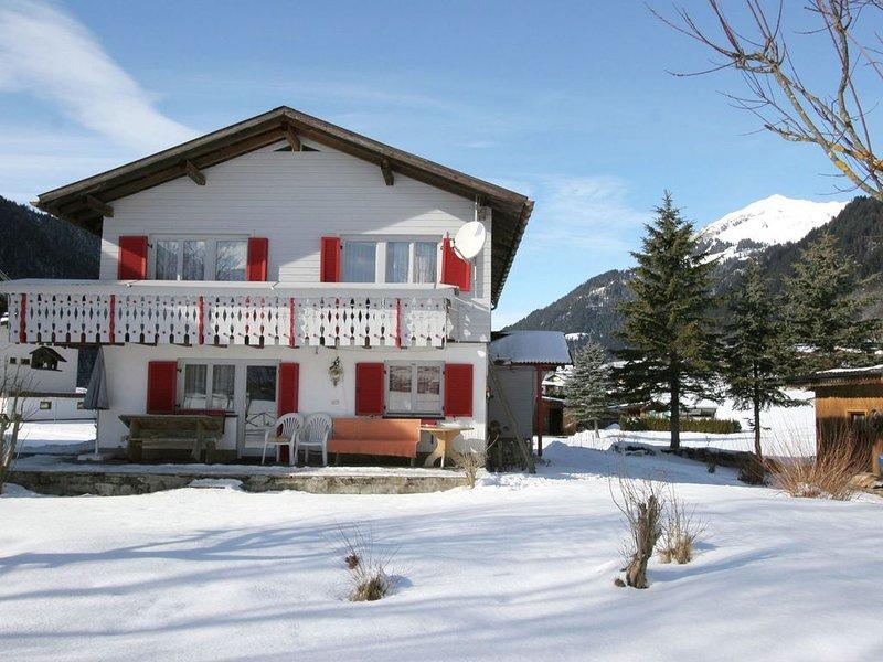 Apartment in St. Gallenkirch with Garden, BBQ & Parking, location de vacances à Gortipohl