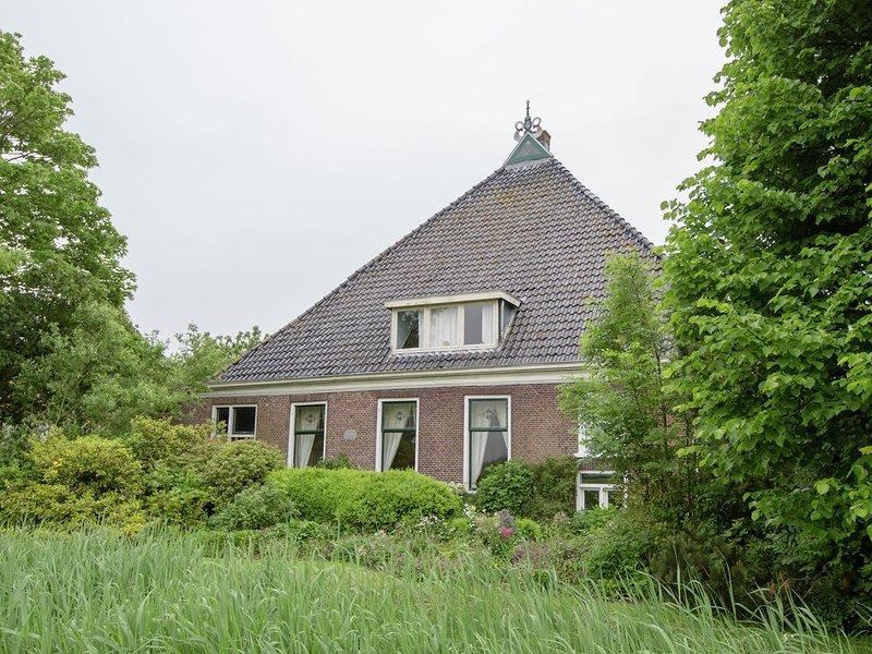 Exterior de la casa de vacaciones [verano]